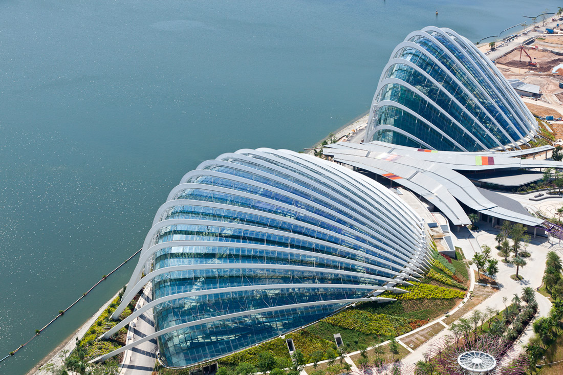 Gardens By The Bay By Grant Associates Landscape