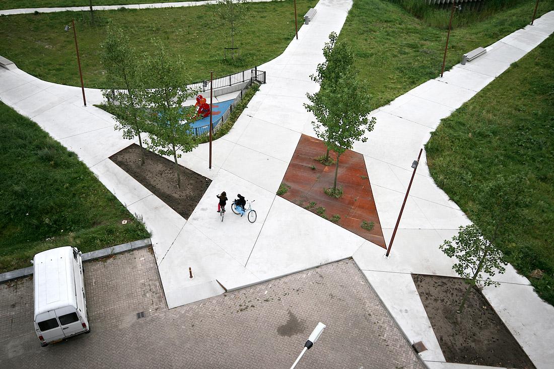 Quirijn Park By Karres Brands Landscape Architecture Works