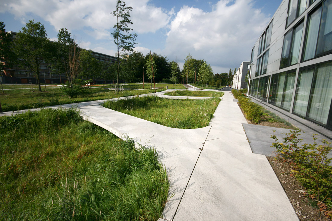Quirijn park by karres brands landscape architecture for List of landscape architects
