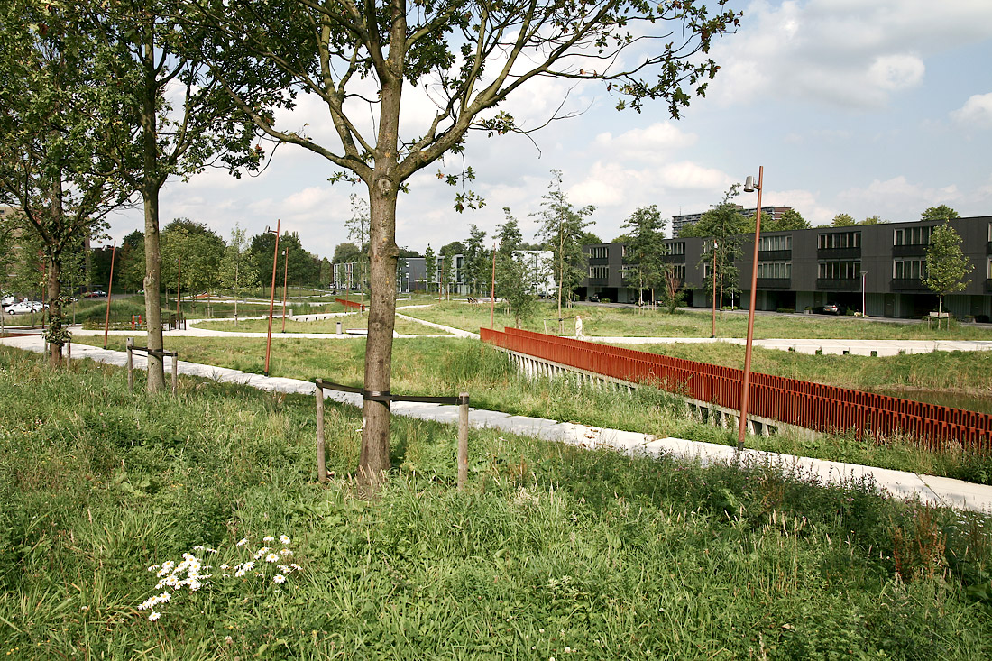 Quirijn park by karres brands landscape architecture for Area landscape architects