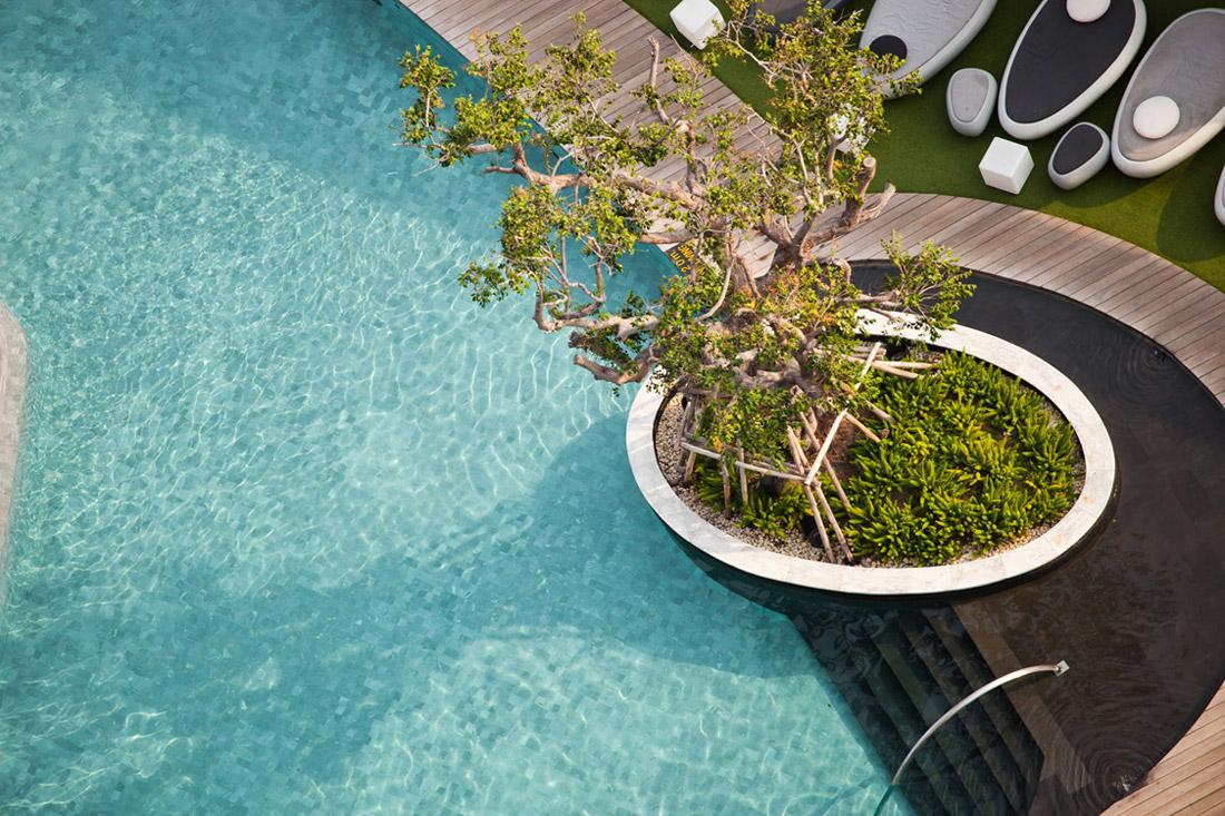 Hilton Central Pattaya Hotel By Trop Co Ltd 171 Landscape