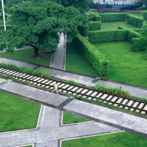 Zhongshan shipyard park by turenscape landscape for Form garden architecture