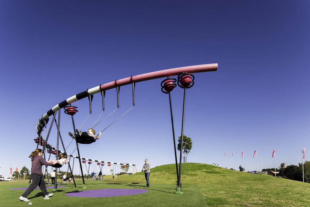 Blaxland Riverside Park By JMDdesign Landscape Architecture
