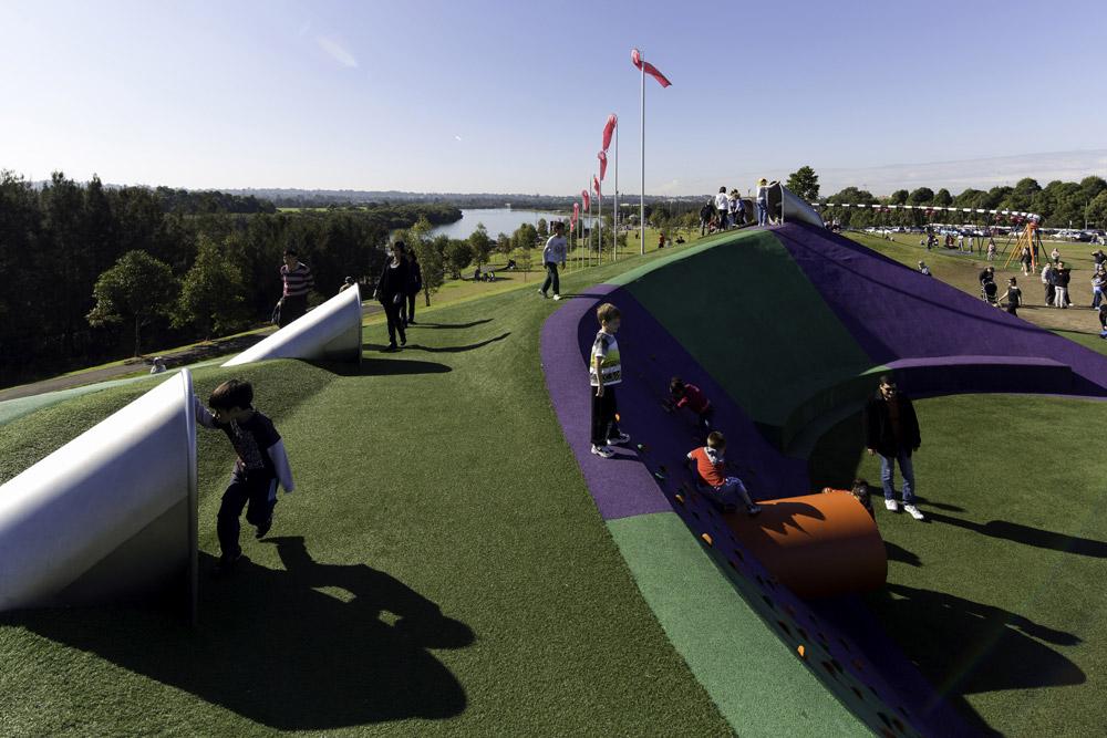 Blaxland Riverside Park By JMDdesign Landscape Architecture Works