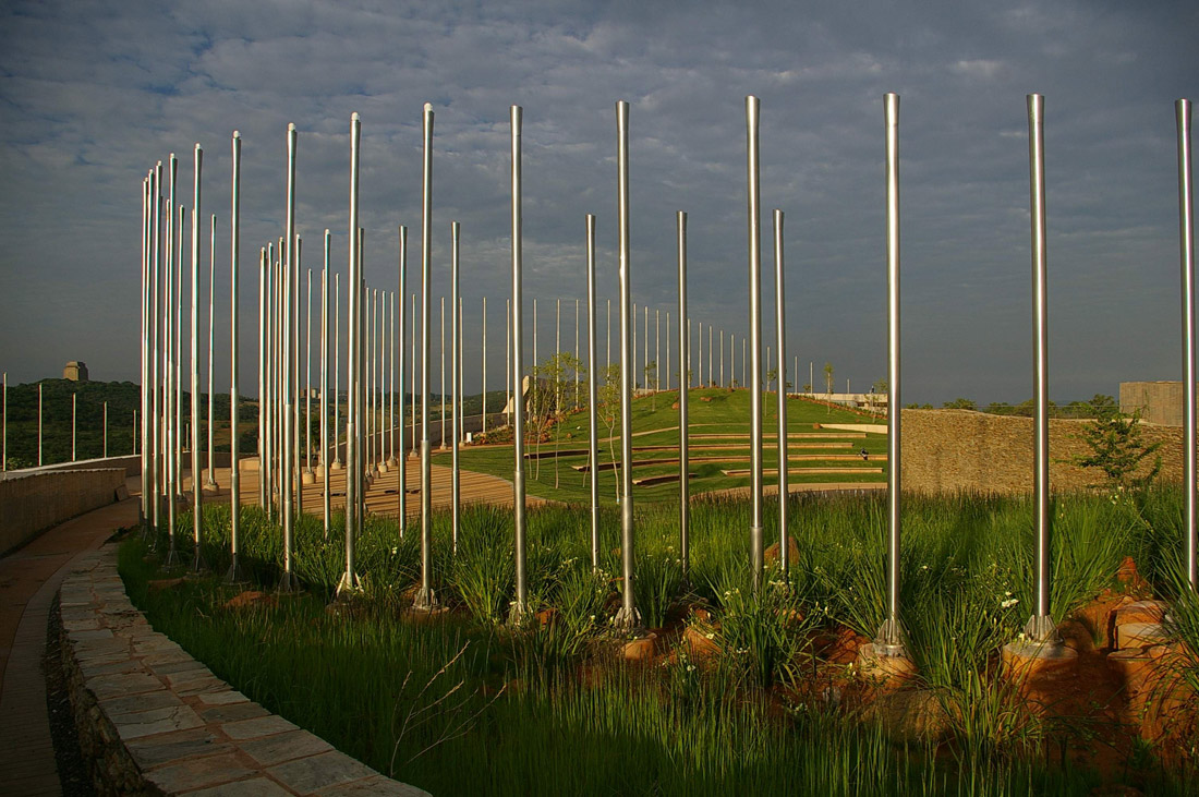 Freedom park sikumbuto reeds graham young landscape for Greeninc landscape architecture