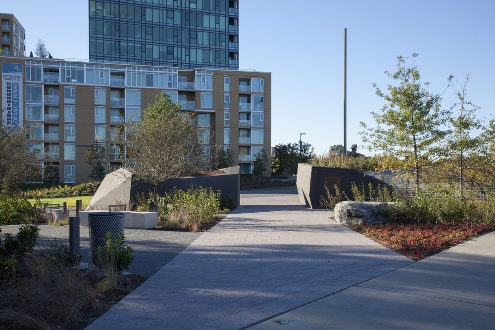Canadian firefighters memorial by plant architect 01 for Canadian society of landscape architects