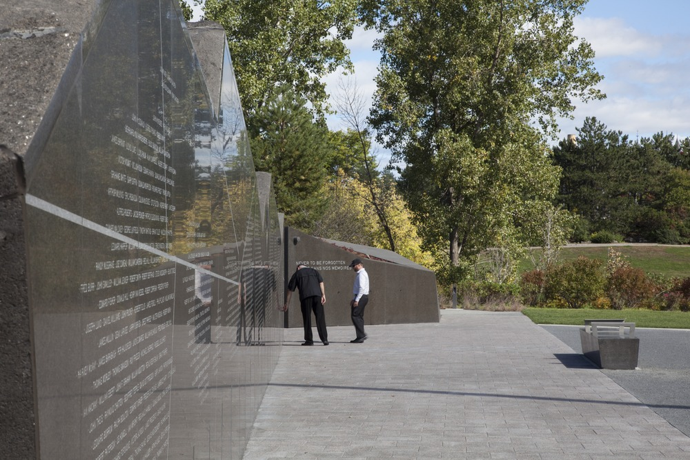 Canadian firefighters memorial by plant architect 05 for Canadian society of landscape architects