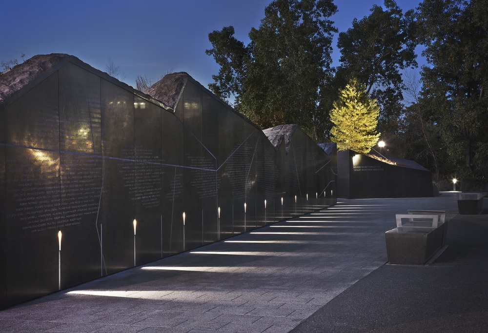 Canadian firefighters memorial by plant architect 07 for Canadian society of landscape architects