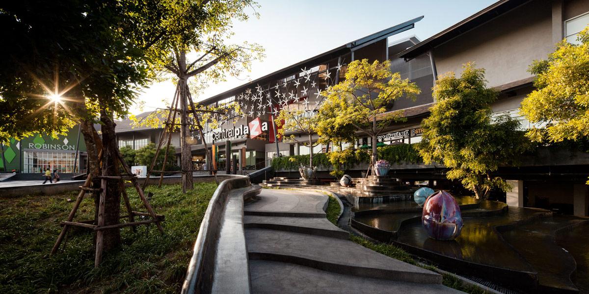 Central Plaza Chiang Rai By Shma Company Limited
