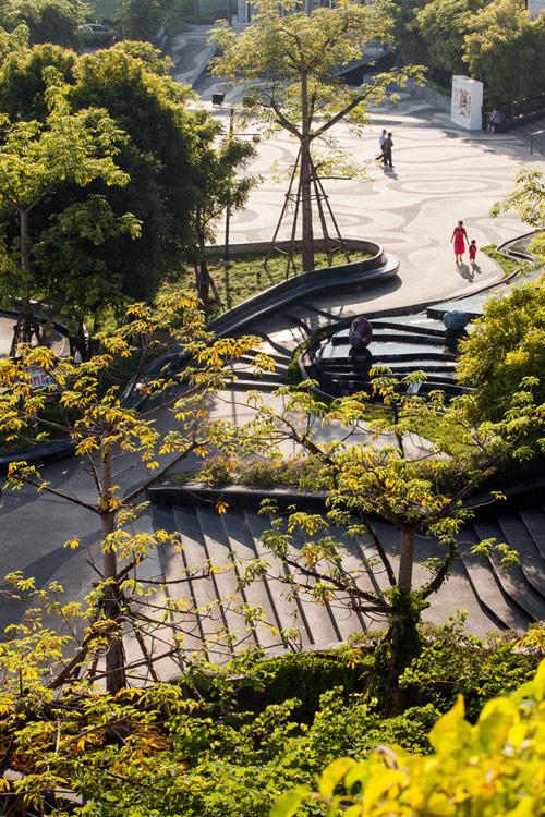 Landscape sketchbook central plaza chiang rai by shma for Landscape limited