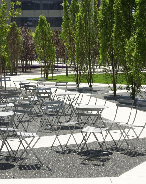Gh3 scholars green park 03 landscape architecture works for Terraplan landscape architects