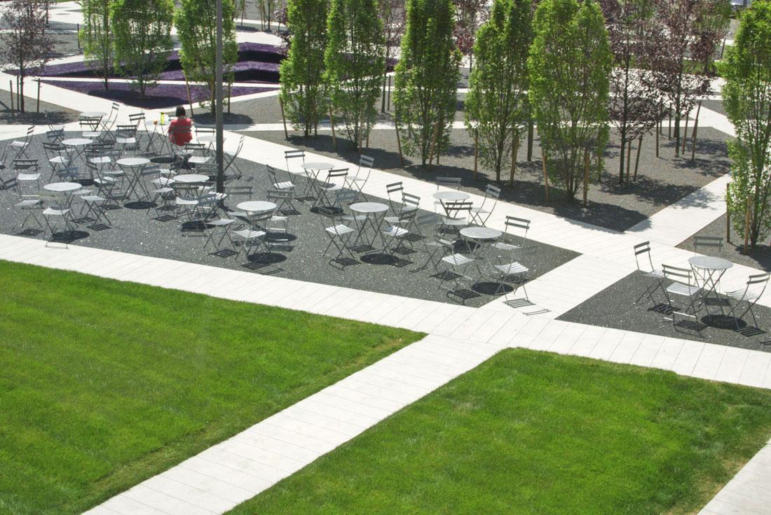 Scholars Green Park By Gh3 171 Landscape Architecture Works