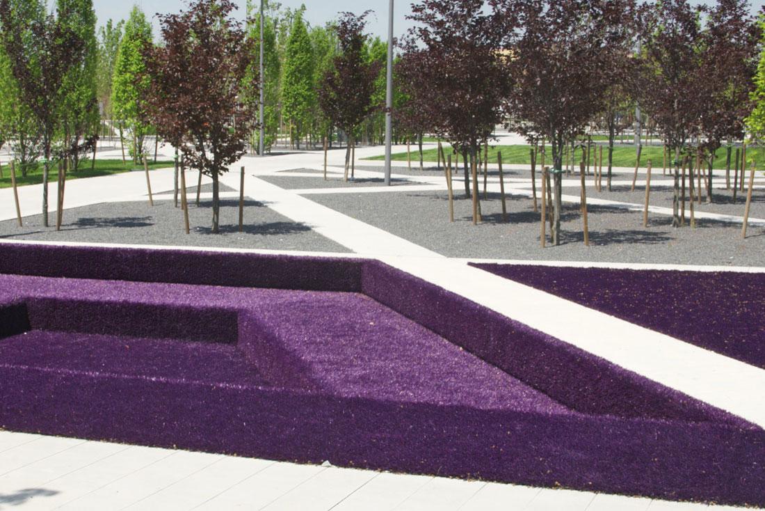 Gh3 scholars green park 12 landscape architecture works for Terraplan landscape architects