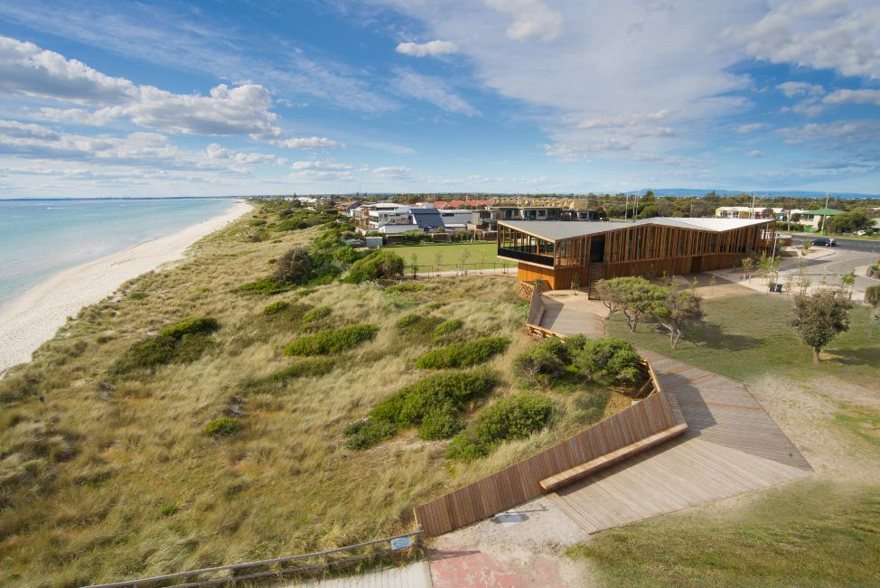 Keast park by site office landscape architecture works for Coastal architecture design