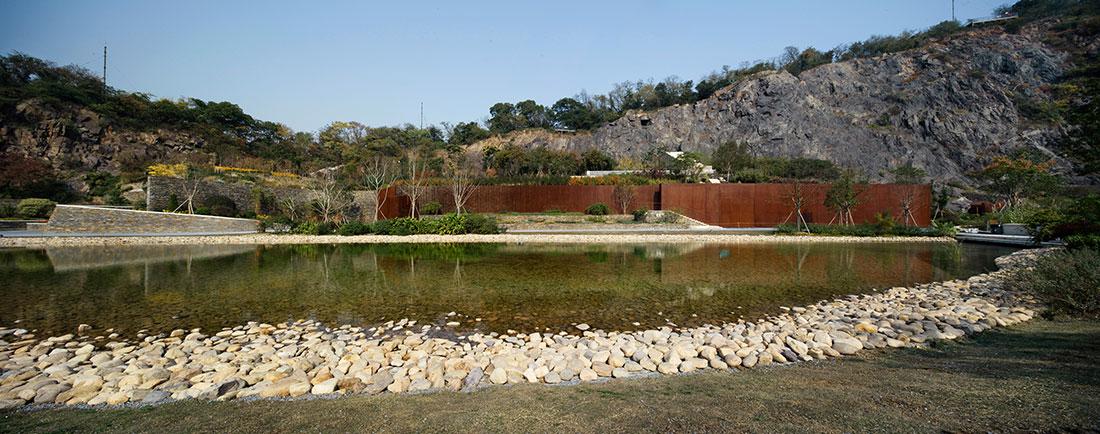 Shanghai Villa Garden Landscape