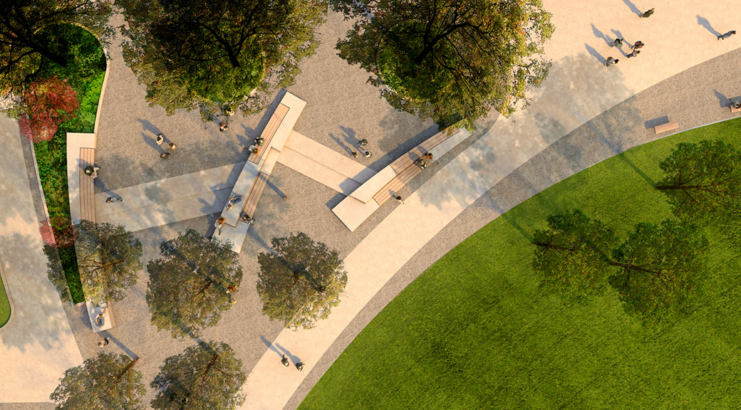 Shoemaker Green By Andropogon Associates Landscape Architecture
