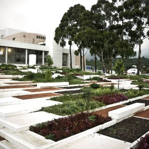 The Santodomingo Library and its spacious contribution to Public space has been of extraordinary benefit for the population in the northern districts of Bogotá Usaquen and Suba.
