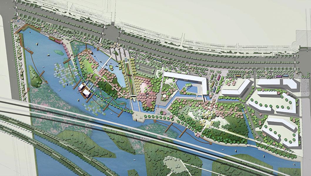 lotus lake park ipd kunshan 01 landscape architecture platform landezine