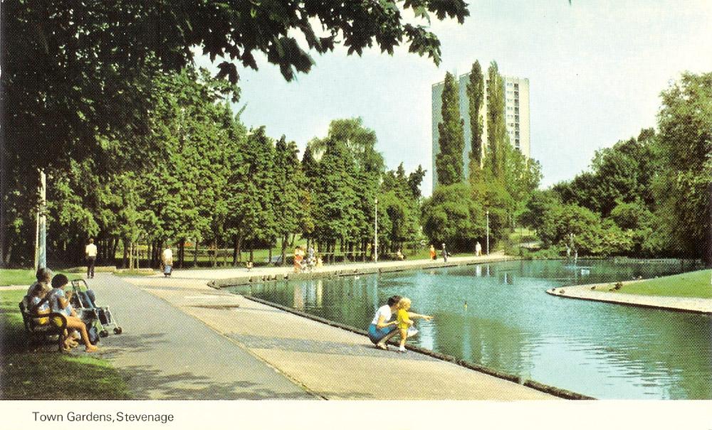 stevenage leisure park