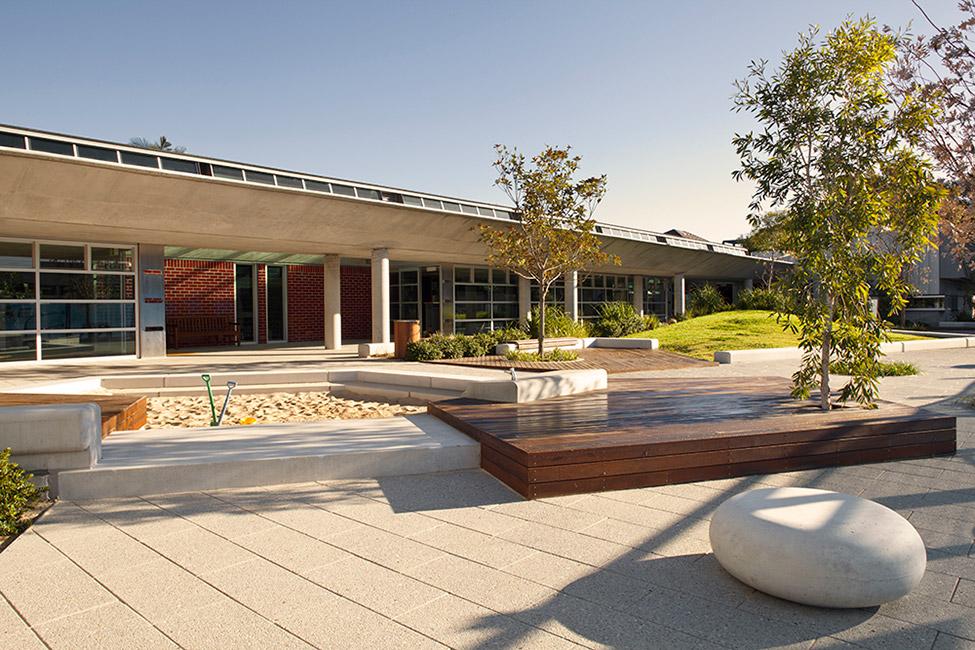 03 aspectstudios cranbrook photo simon wood landscape for School landscape design
