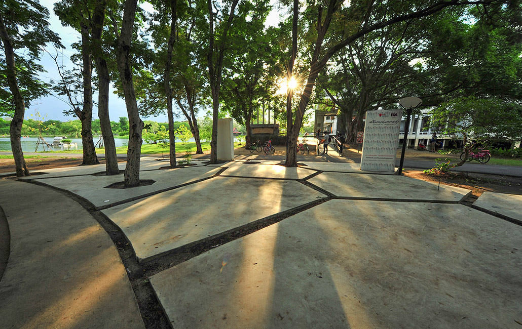 16 Another Area In Suan Puud Landscape Architecture