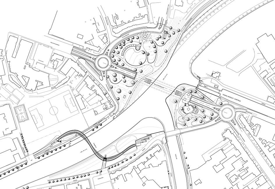Albert Park And Its Bridges Landscape Architecture Platform
