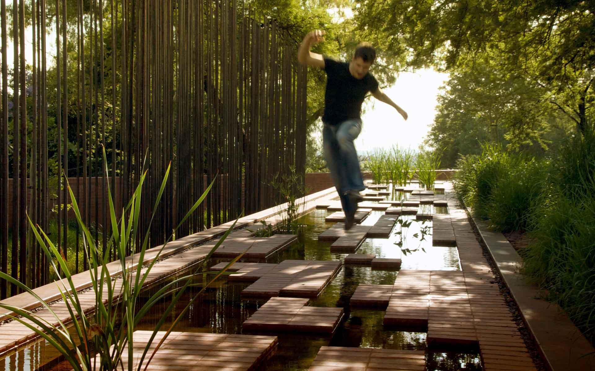 Garden-brick-pond « Landscape Architecture Works   Landezine
