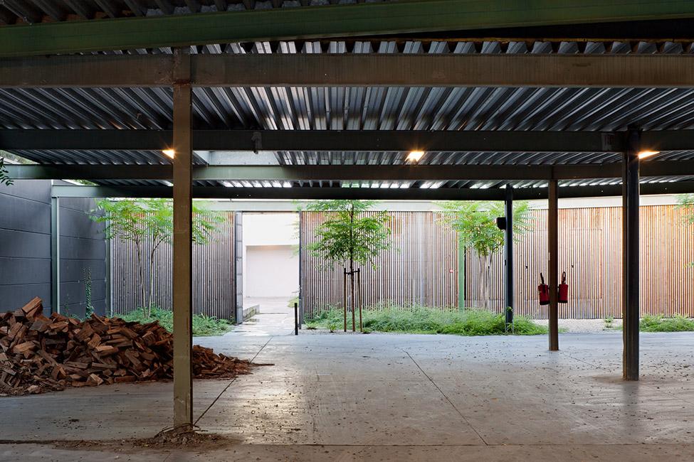 Wuwei garden by studio basta landscape architecture 11 for Studio 11 architecture
