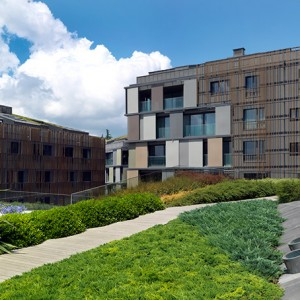 Ulus savoy housing by ds architecture landscape for Landscape architecture adelaide uni