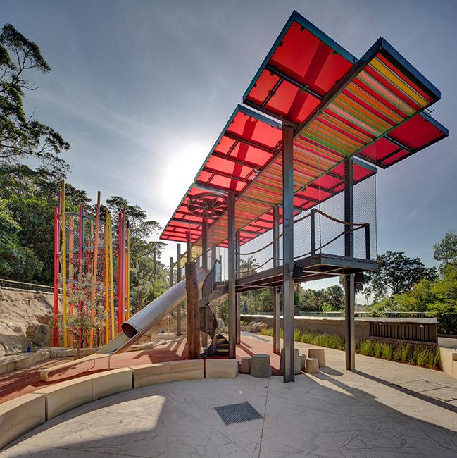 Lemur_Forest-Taronga_Zoo-Jane_Irwin_Landscape_Architecture ...