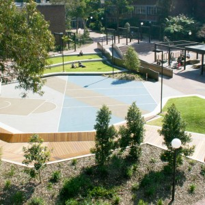 Once recognised by the uninspiring name of the Engineering Courtyard, it was a space that people only moved through. The reinvigorated East End is now seen as one of the most desirable locations on a campus that is world renowned for its inspiring and delightful landscaped open spaces.