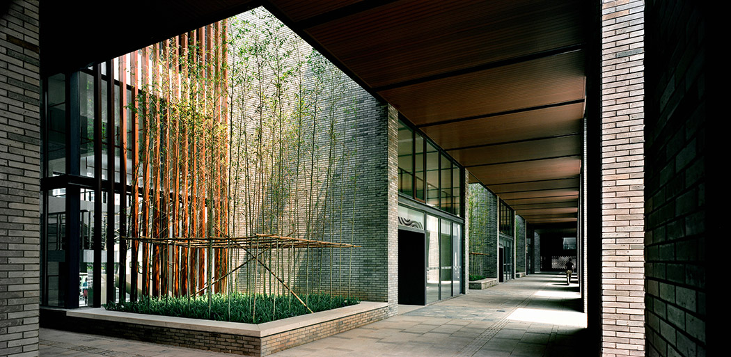 Beijiao Cultural Centre By Gravity Green 171 Landscape