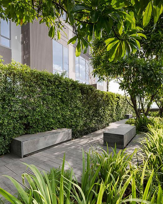 Ashton Morph Sukhumvit 38 By Shma Company Limited U00ab Landscape Architecture Works | Landezine