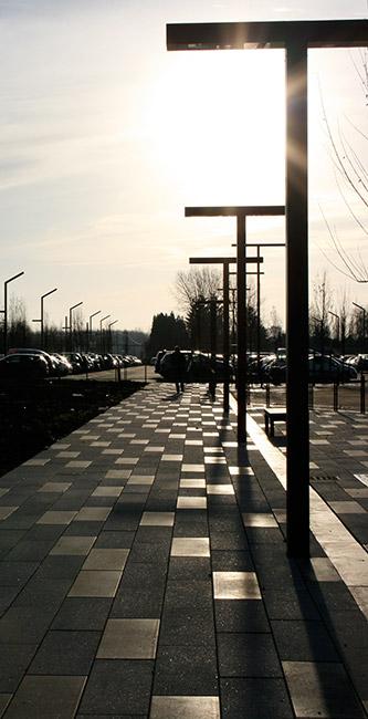 Templeuve By Agence Canopee Landscape Architecture Platform