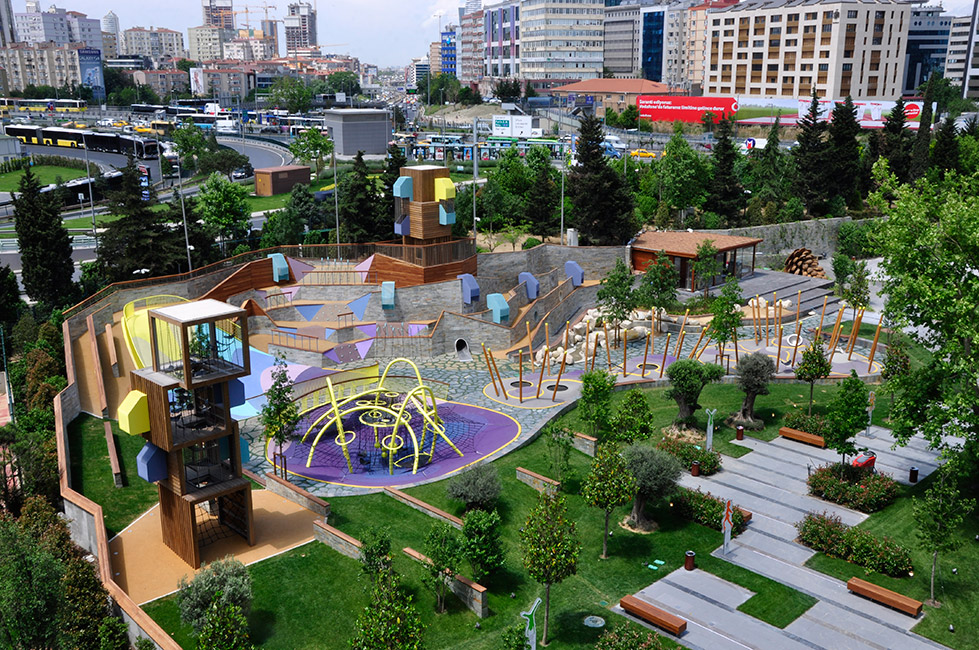 Image result for zorlu center playground