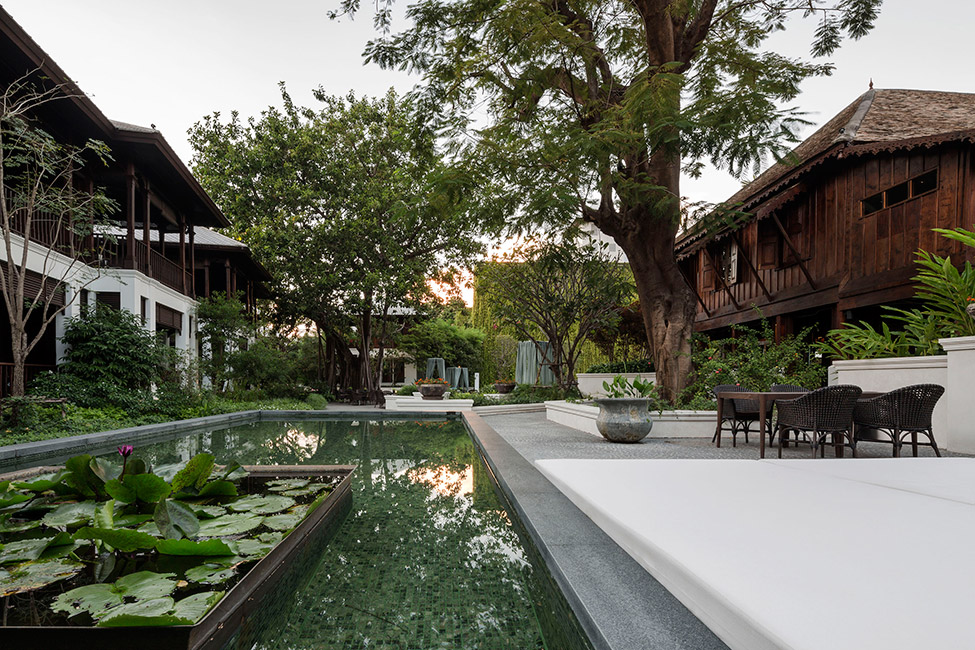 137 pillars house chiang mai thailand p landscape 09 for Landscape architects in india