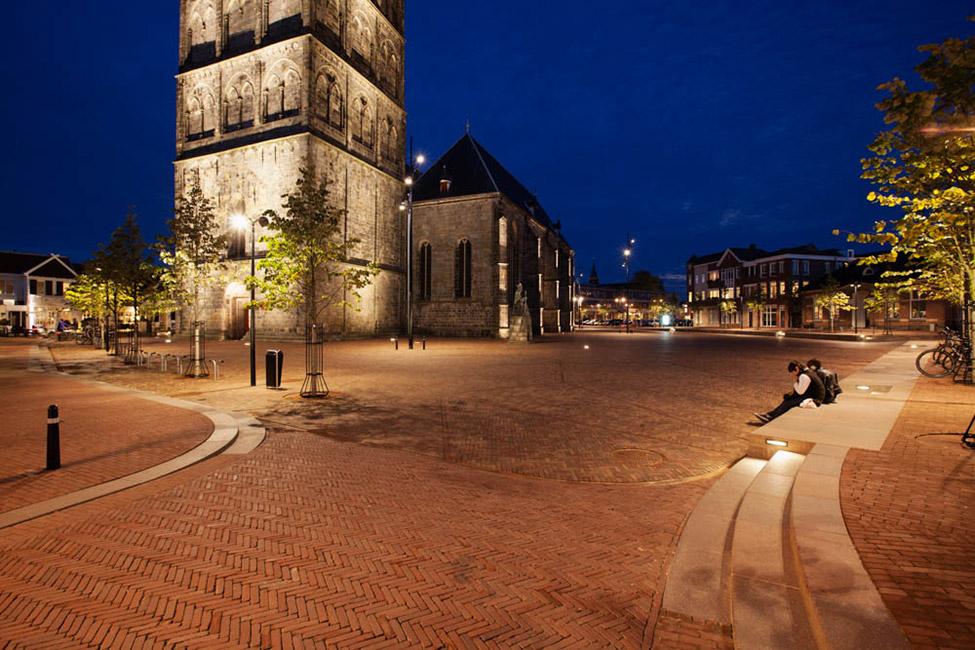 St plechelmussquare by bureau b b « landscape architecture works