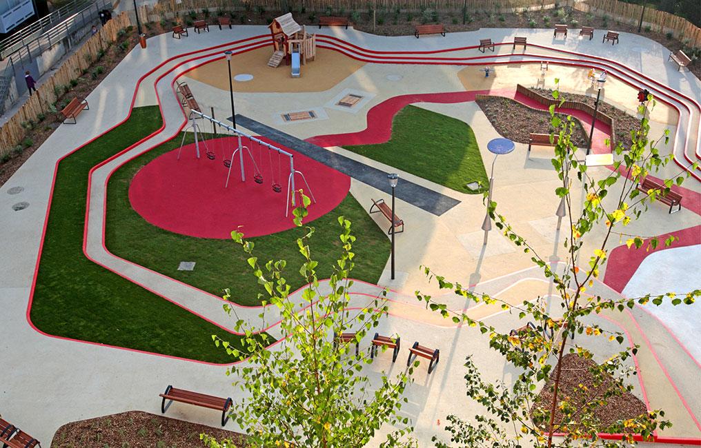 Aire_de_jeux_Espace_Libre « Landscape Architecture Works