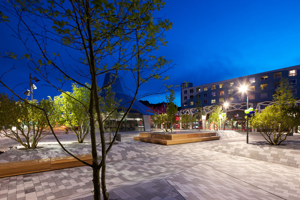 Blooming city nieuwegein by bureau b b « landscape architecture