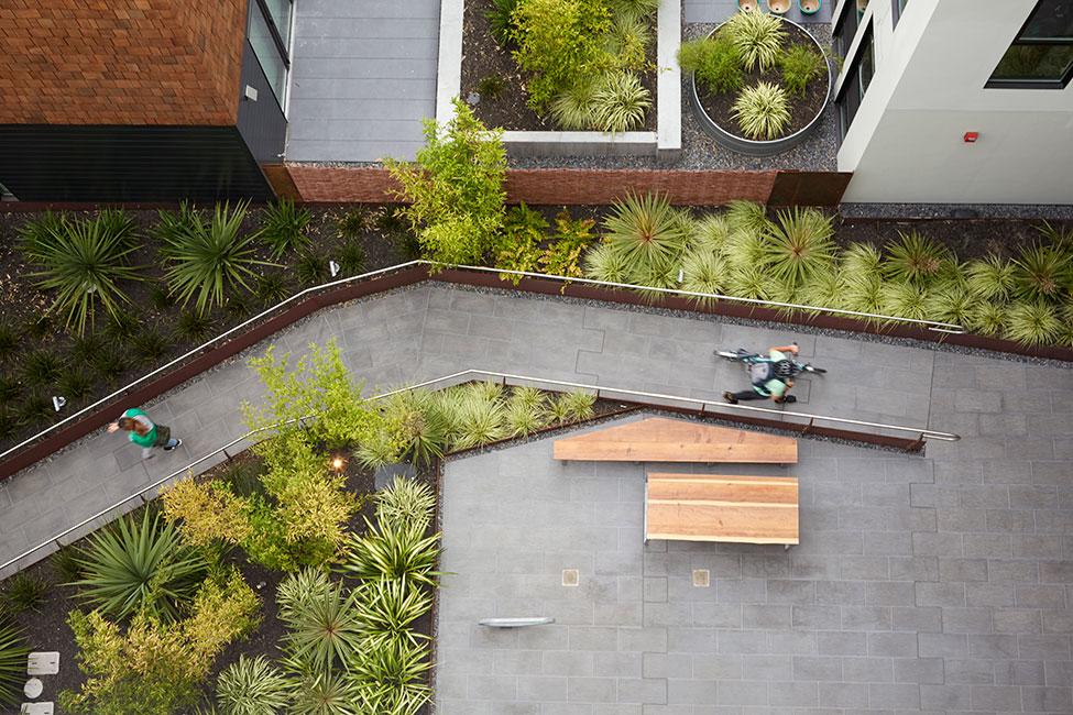 300 Ivy By Fletcher Studio Landscape Architecture Works