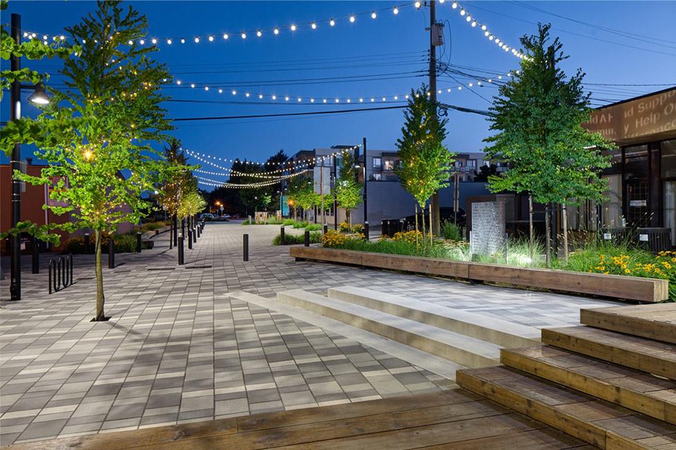 Mcburney lane by hapa collaborative landscape for Bc landscape architects