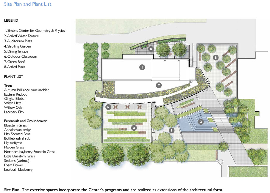 Simons center park dirtworks 13 site plan landscape for Architecte 3d key