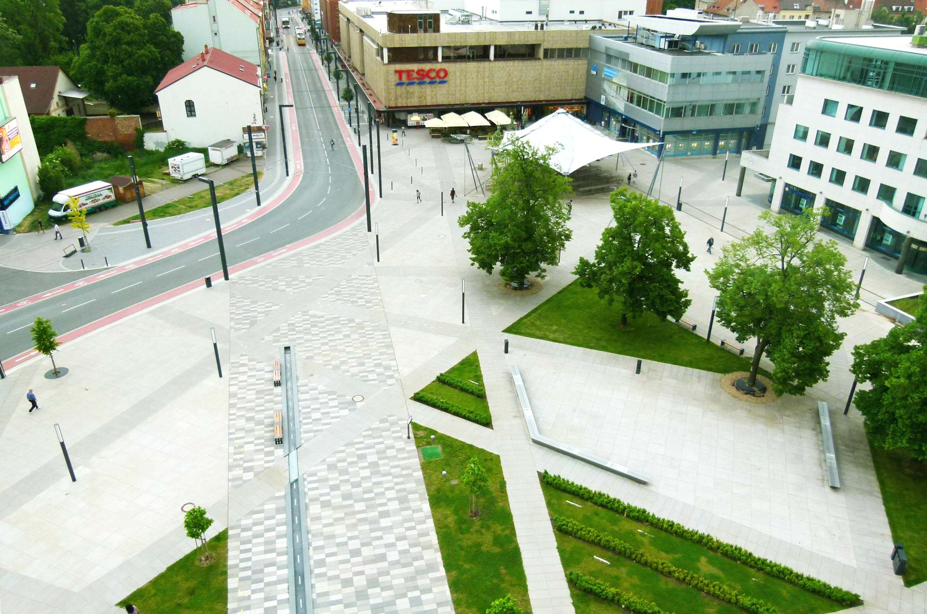 Hradec kralove landscape architecture works landezine for List of landscape architects