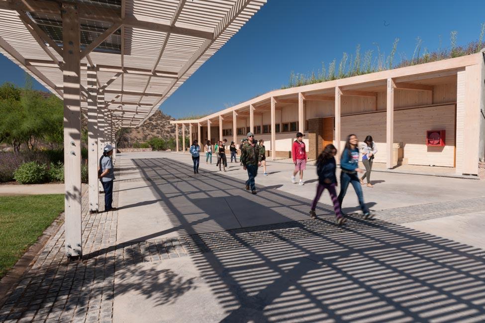 Quilapilún park by panorama « landscape architecture works landezine