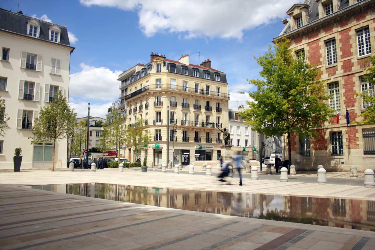 charenton le pont town centre 02 landscape architecture works landezine. Black Bedroom Furniture Sets. Home Design Ideas