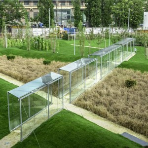 Millenary Park By Ujirany New Directions Landscape Architecture