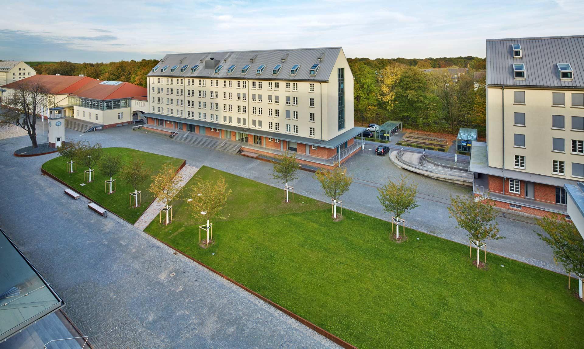 Storehouse City Munster By Scape Landschaftsarchitekten 06 Landscape Architecture Works