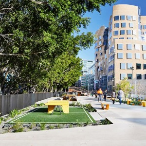 The goods line by aspect studios landscape architecture for Aspect studios