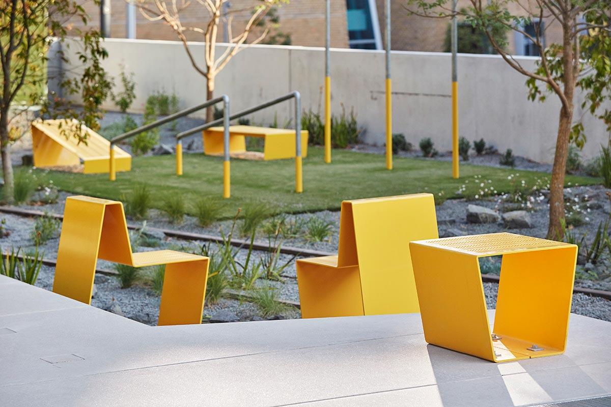 The goods line aspect studios chrofi 06 landscape for Aspect landscape architects