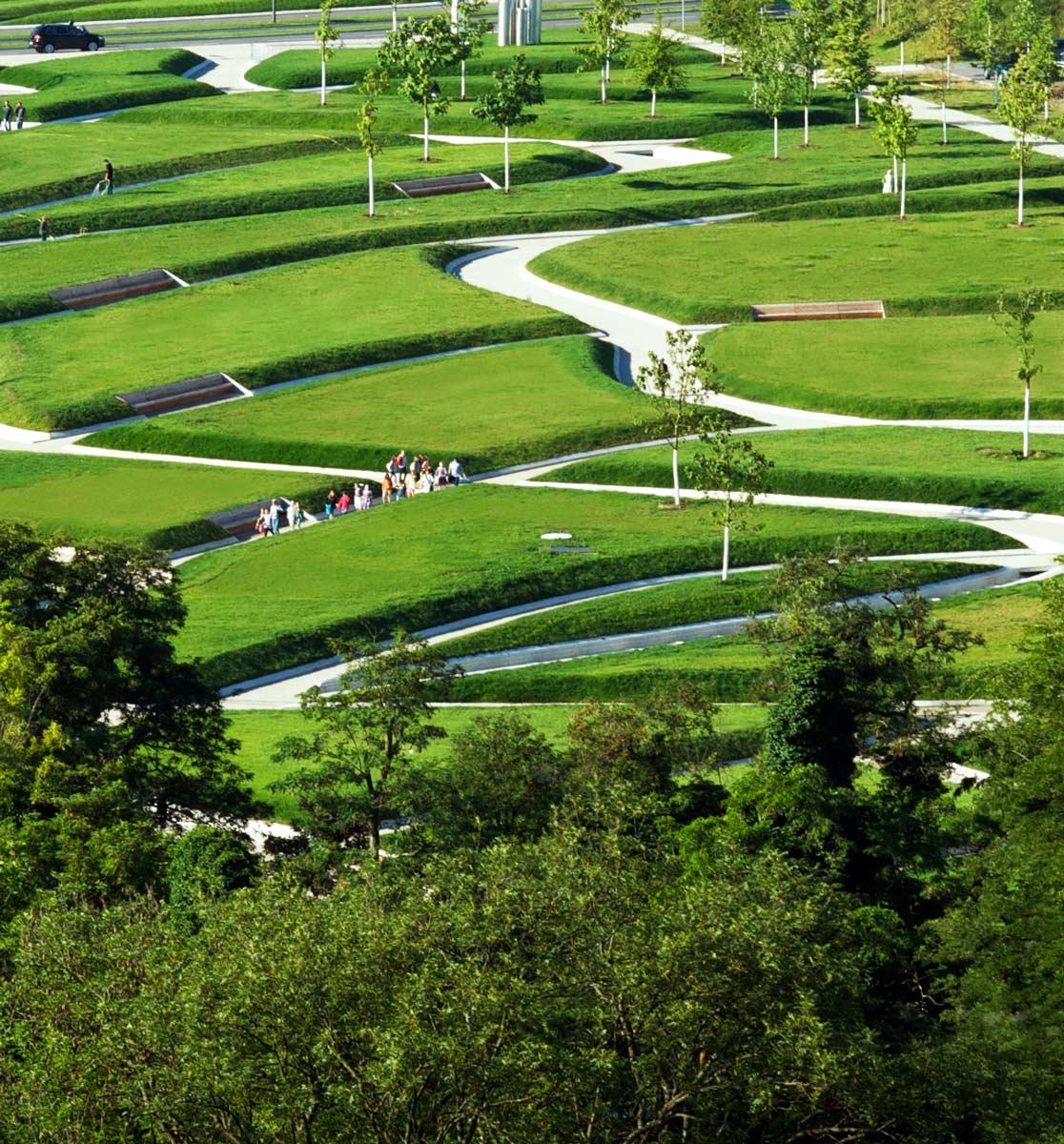 Landscape Architects: Development Towards An Urban Environment